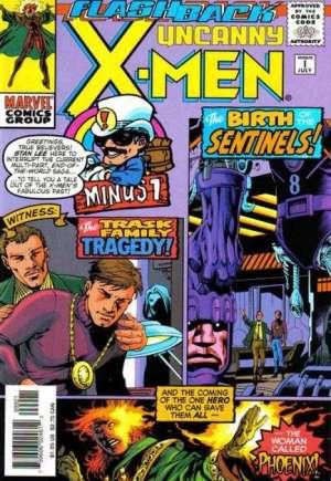 Uncanny X-Men (1963-2011)#-1C
