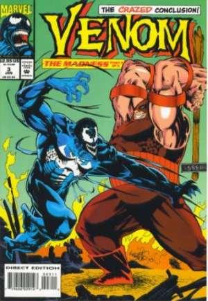 Venom: The Madness (1993-1994)#3