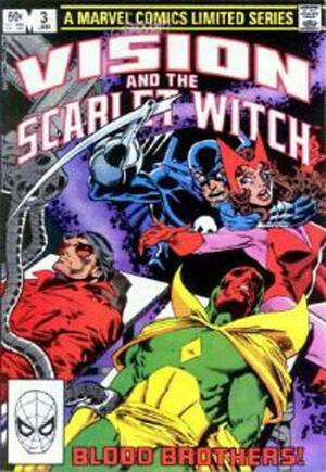 Vision and the Scarlet Witch (1982-1983)#3B