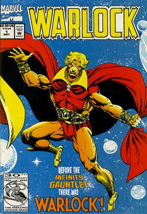Warlock (1992)#1