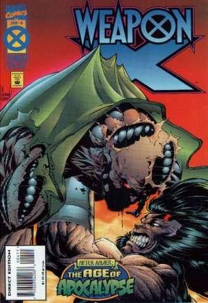 Weapon X (1995)#4B