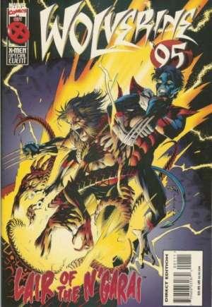 Wolverine (1988-2003)#Annual 1995B
