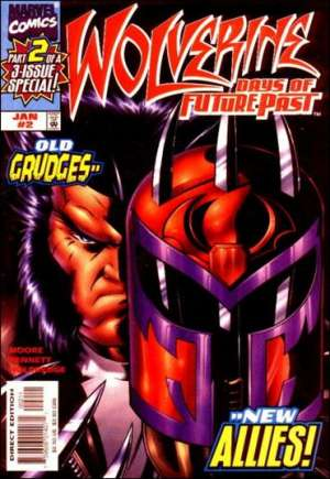 Wolverine: Days of Future Past (1997-1998)#2