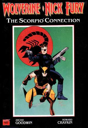 Wolverine/Nick Fury: The Scorpio Connection (1989)#GN