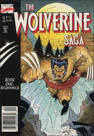 Wolverine Saga (1989)#1