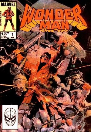 Wonder Man (1986)#1B