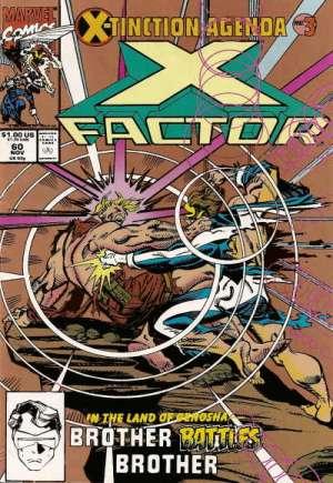 X-Factor (1986-1998)#60C