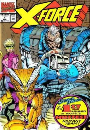 X-Force (1991-2002)#1S