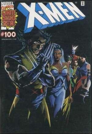 X-Men (1991-2001, 2004-2008)#100J
