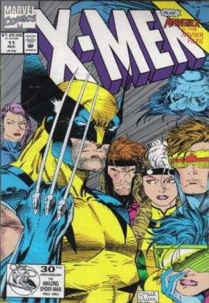 X-Men (1991-2001, 2004-2008)#11C