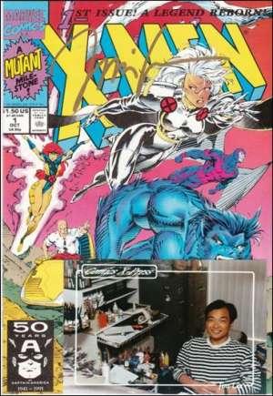 X-Men (1991-2001, 2004-2008)#1H