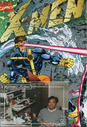 X-Men (1991-2001, 2004-2008)#1L