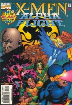 X-Men/Alpha Flight (1998)#2