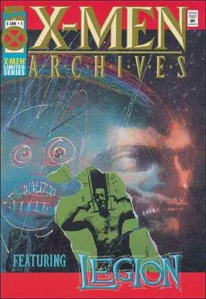 X-Men Archives (1995)#1