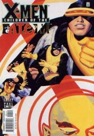 X-Men: Children of the Atom (1999-2000)#4