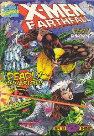X-Men: Earthfall (1996)#1