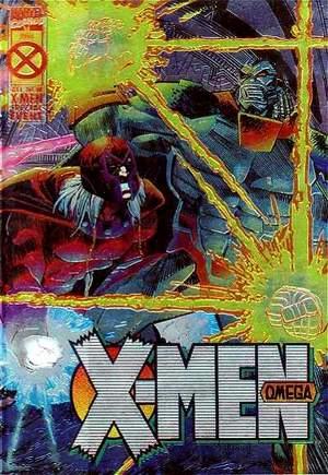 X-Men Omega (1995)#1A
