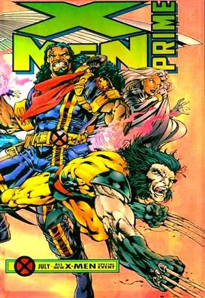 X-Men Prime (1995)#1A