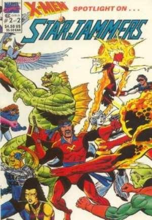 X-Men Spotlight on...Starjammers (1990)#2