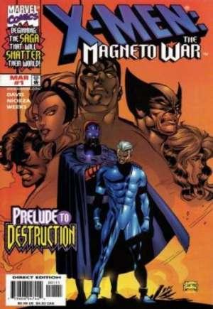X-Men: The Magneto War (1999)#1A