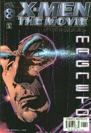 X-Men: The Movie Prequel - Magneto (2000)#1A