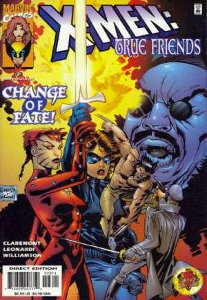 X-Men: True Friends (1999)#3