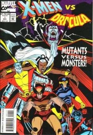 X-Men vs. Dracula (1993)#1