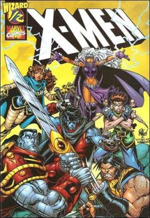 X-Men (1991-2001, 2004-2008)#.5