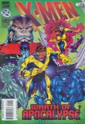 X-Men: Wrath of Apocalypse (1996)#1