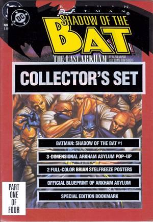 Batman: Shadow of the Bat (1992-2000)#1C