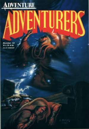 Adventurers (1986-1987)#10
