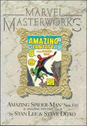 Marvel Masterworks (1987-2002)#HC Vol 1D