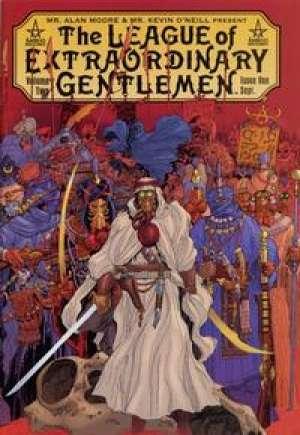 League of Extraordinary Gentlemen (2002-2003)#1