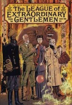 League of Extraordinary Gentlemen (2002-2003)#2