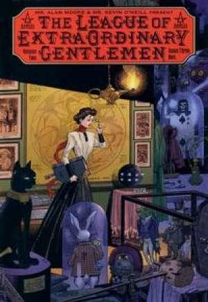 League of Extraordinary Gentlemen (2002-2003)#3
