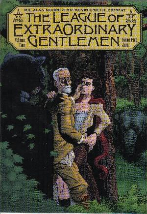 League of Extraordinary Gentlemen (2002-2003)#5