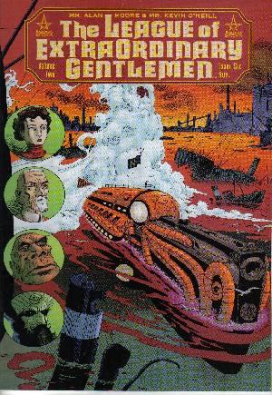 League of Extraordinary Gentlemen (2002-2003)#6