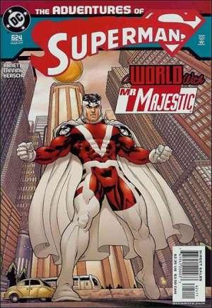 Adventures of Superman (1987-2006)#624