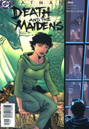 Batman: Death and the Maidens (2003-2004)#3