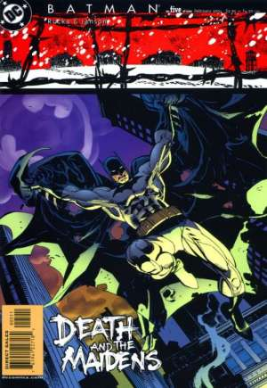 Batman: Death and the Maidens (2003-2004)#5