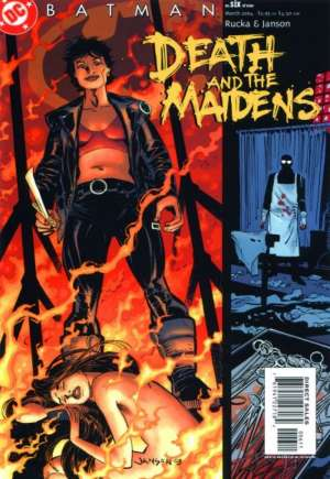 Batman: Death and the Maidens (2003-2004) #6