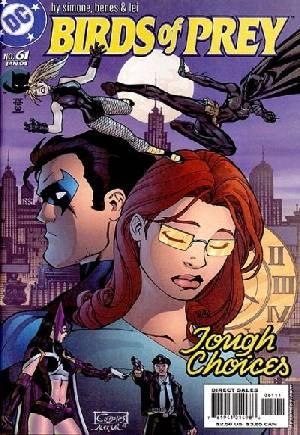 Birds of Prey (1999-2009)#61