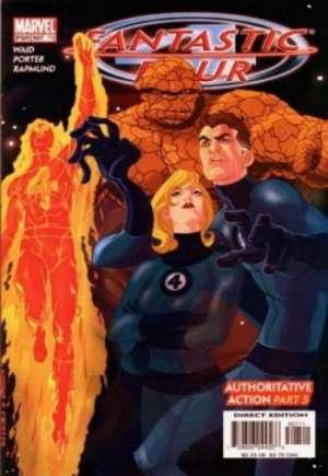 Fantastic Four (1998-2011)#507B