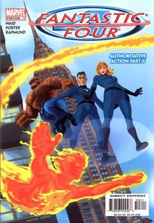 Fantastic Four (1998-2011)#508B