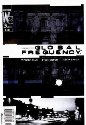 Global Frequency (2002-2004)#3