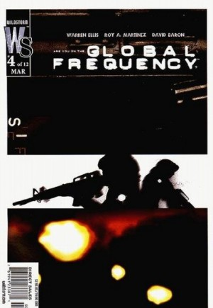 Global Frequency (2002-2004)#4