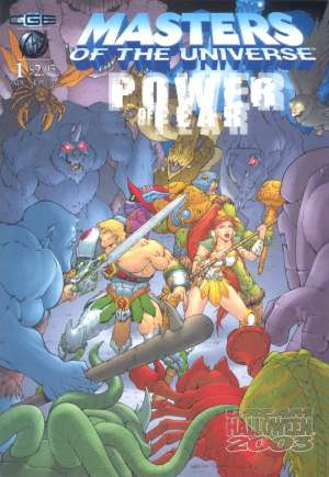 Masters of the Universe: Power of Fear (2003) #1