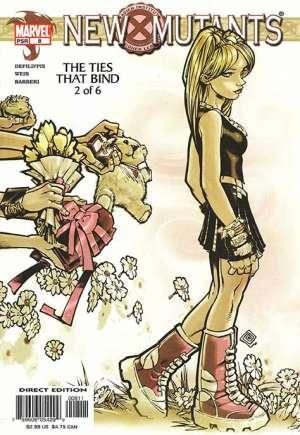 New Mutants (2003-2004)#8