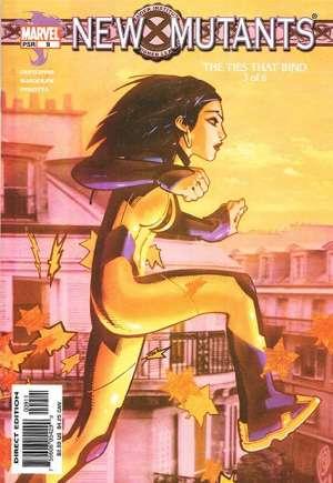 New Mutants (2003-2004)#9B