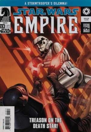Star Wars: Empire#13